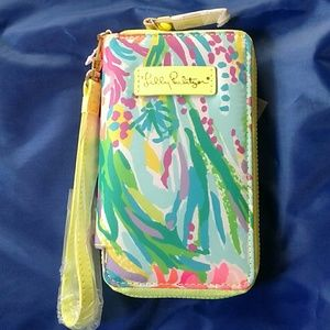 Lilly Pulitzer Tiki Palm Phone Case